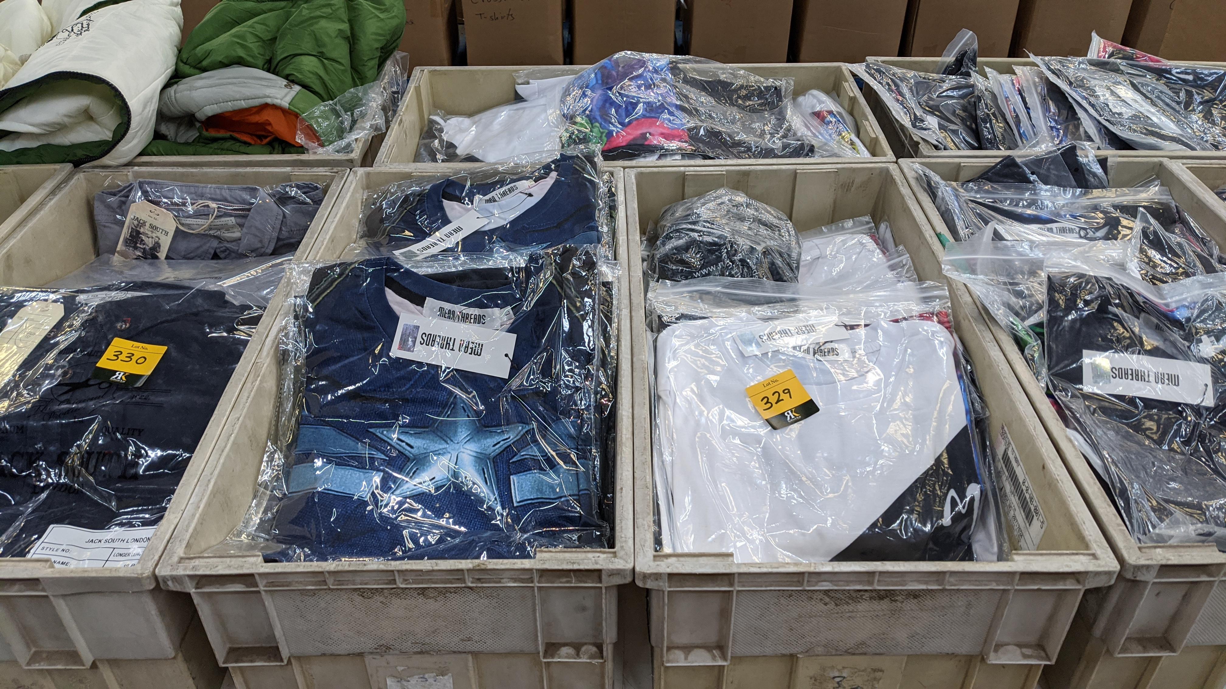 Very large quantity of primarily men's designer clothing & accessories. - Image 92 of 157