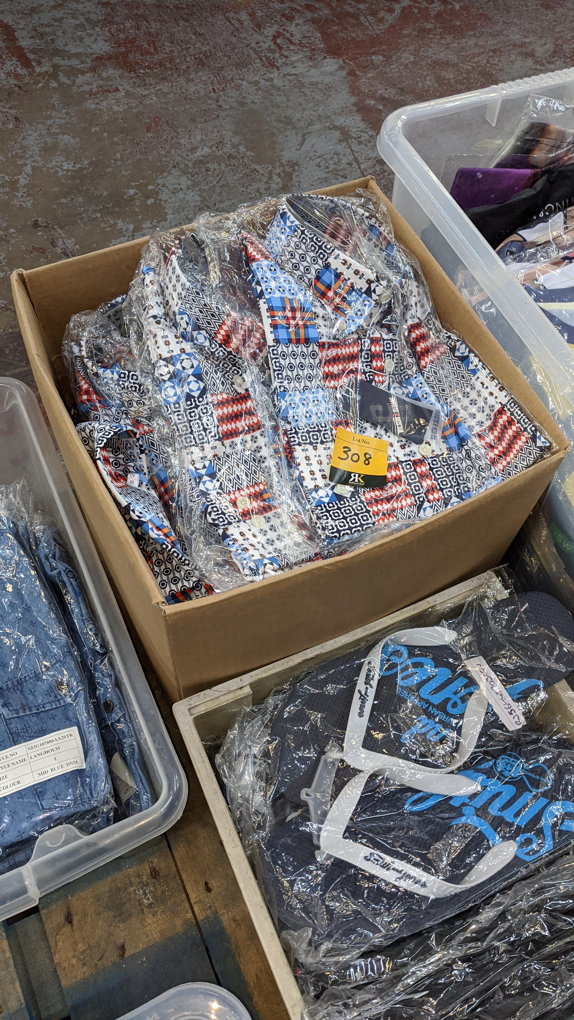 Very large quantity of primarily men's designer clothing & accessories. - Image 71 of 157