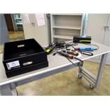 (3)DG & (1) Kolver Electric Screwdrivers