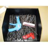 (2) Zip Tie Guns and zip ties