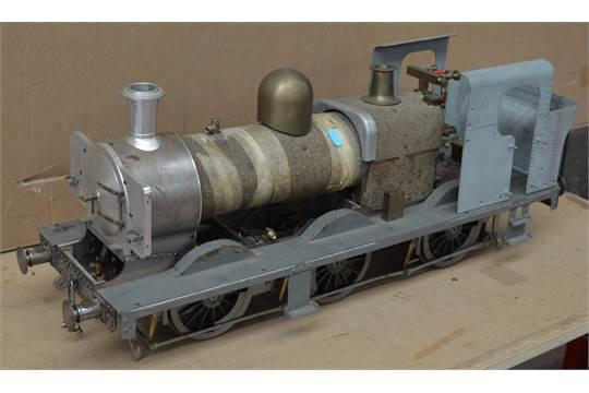 Live Steam  5 inch gauge Modelworks 57xx Pannier tank
