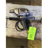 Electric Drill, Black and Decker