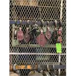 lot of Pulleys and block tackle