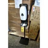 Floor Stand + Soap Dispenser