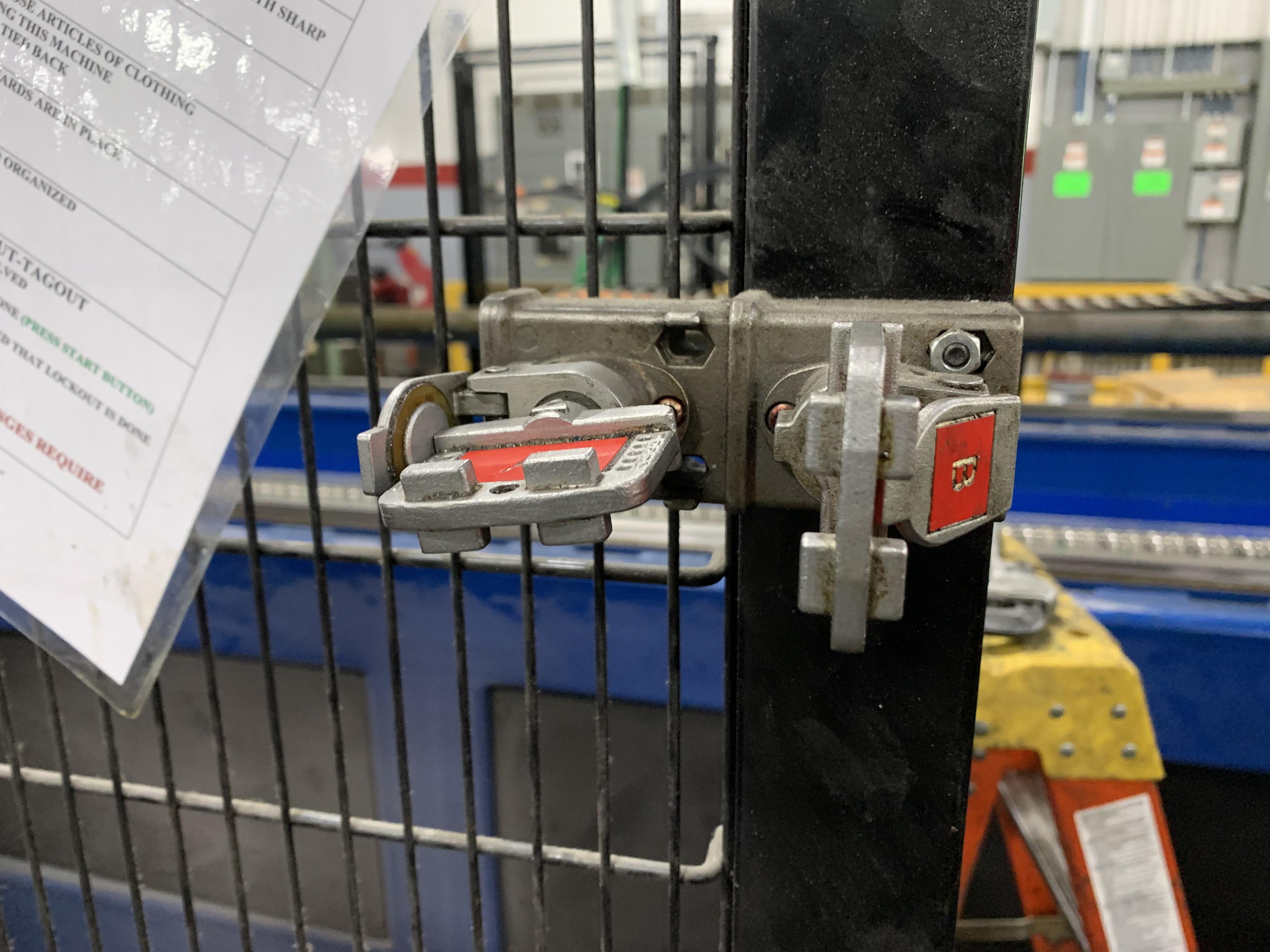 "6"" UNISON MODEL 6"" MS RH ELECTRIC CNC MULTI-STACK TUBE BENDER; S/N 2715, JOB NO. ME 4-410,(NEW 2014) - Image 57 of 72"