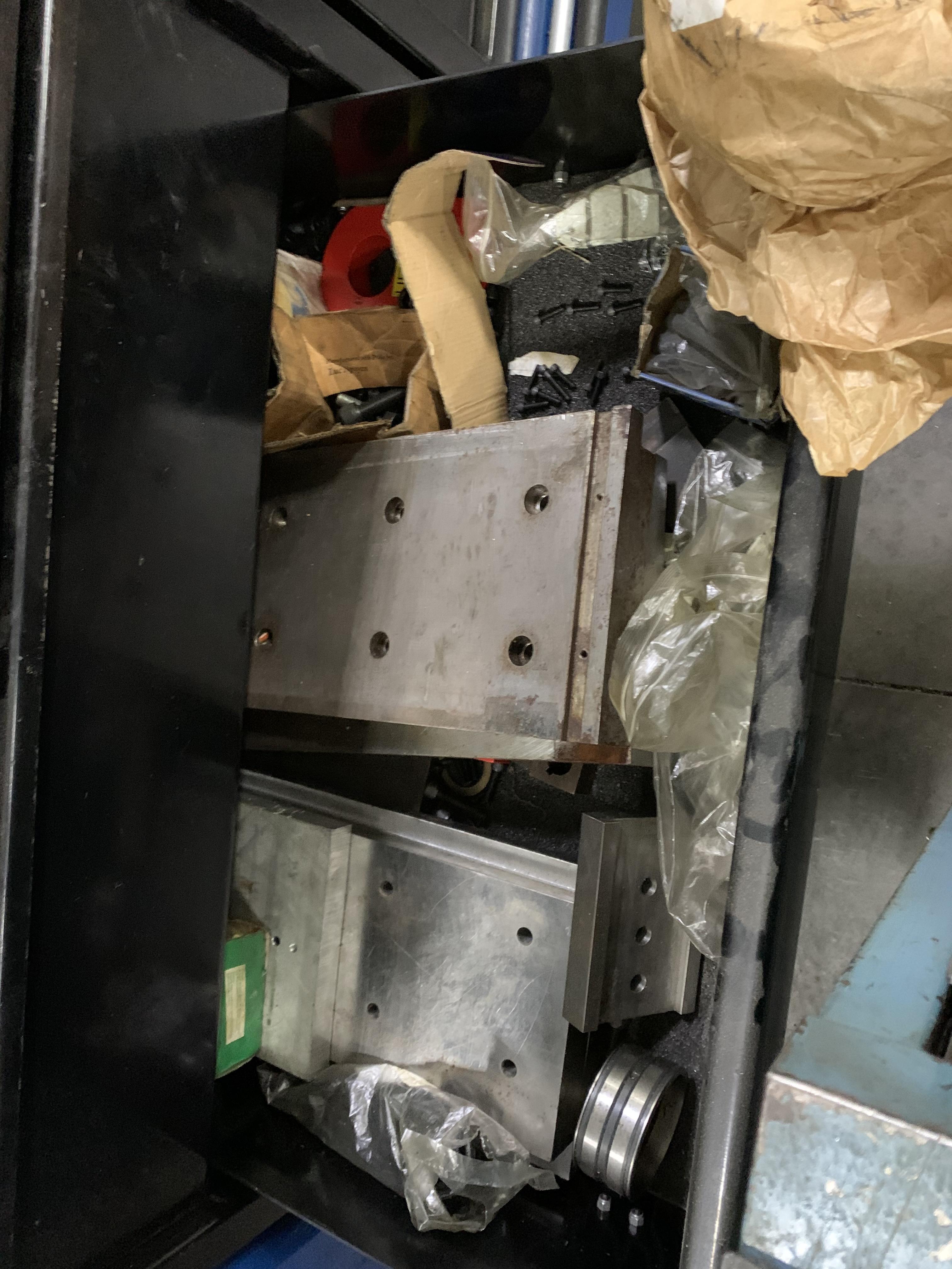 "6"" UNISON MODEL 6"" MS RH ELECTRIC CNC MULTI-STACK TUBE BENDER; S/N 2715, JOB NO. ME 4-410,(NEW 2014) - Image 61 of 72"
