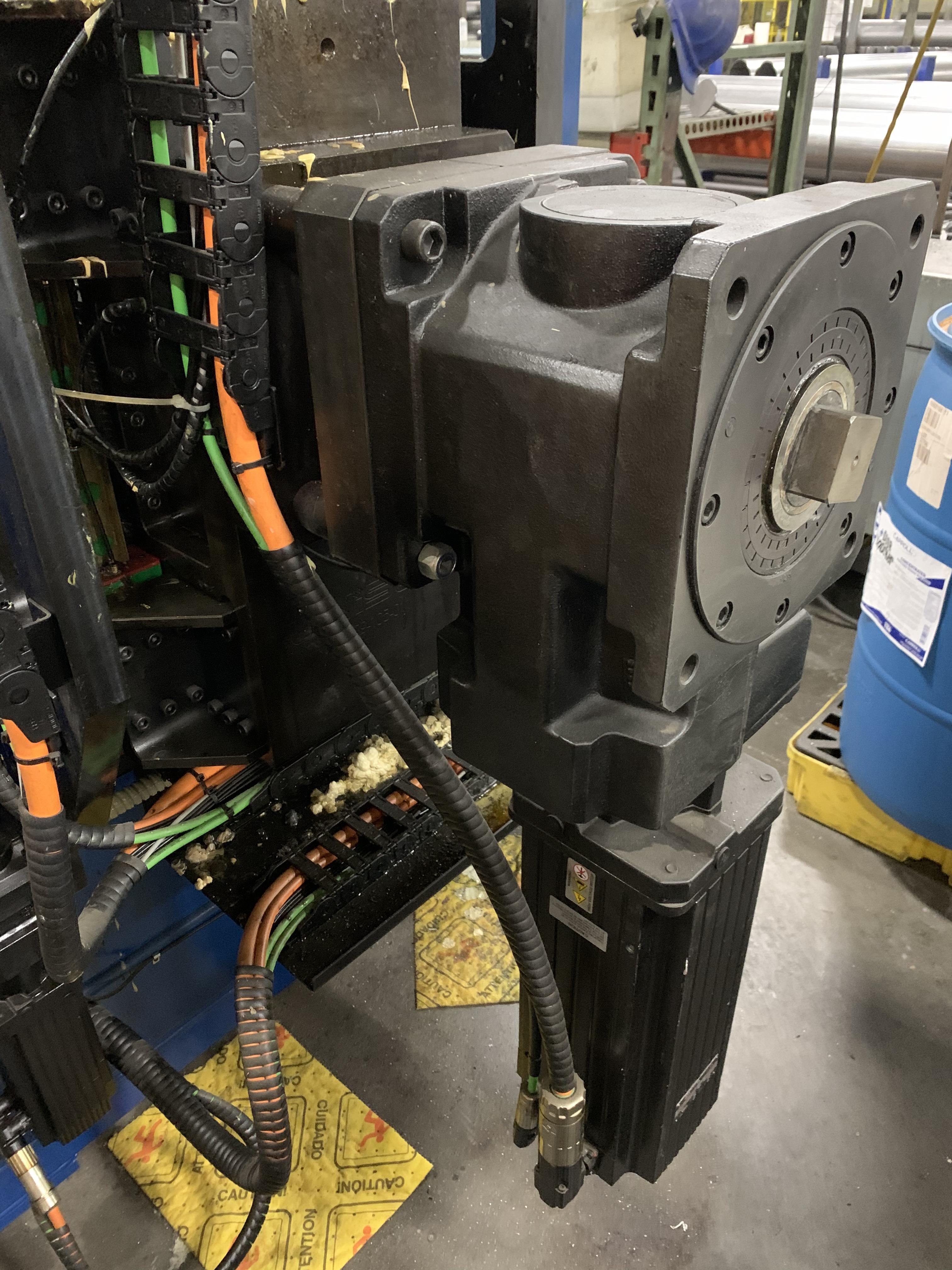 "6"" UNISON MODEL 6"" MS RH ELECTRIC CNC MULTI-STACK TUBE BENDER; S/N 2715, JOB NO. ME 4-410,(NEW 2014) - Image 35 of 72"