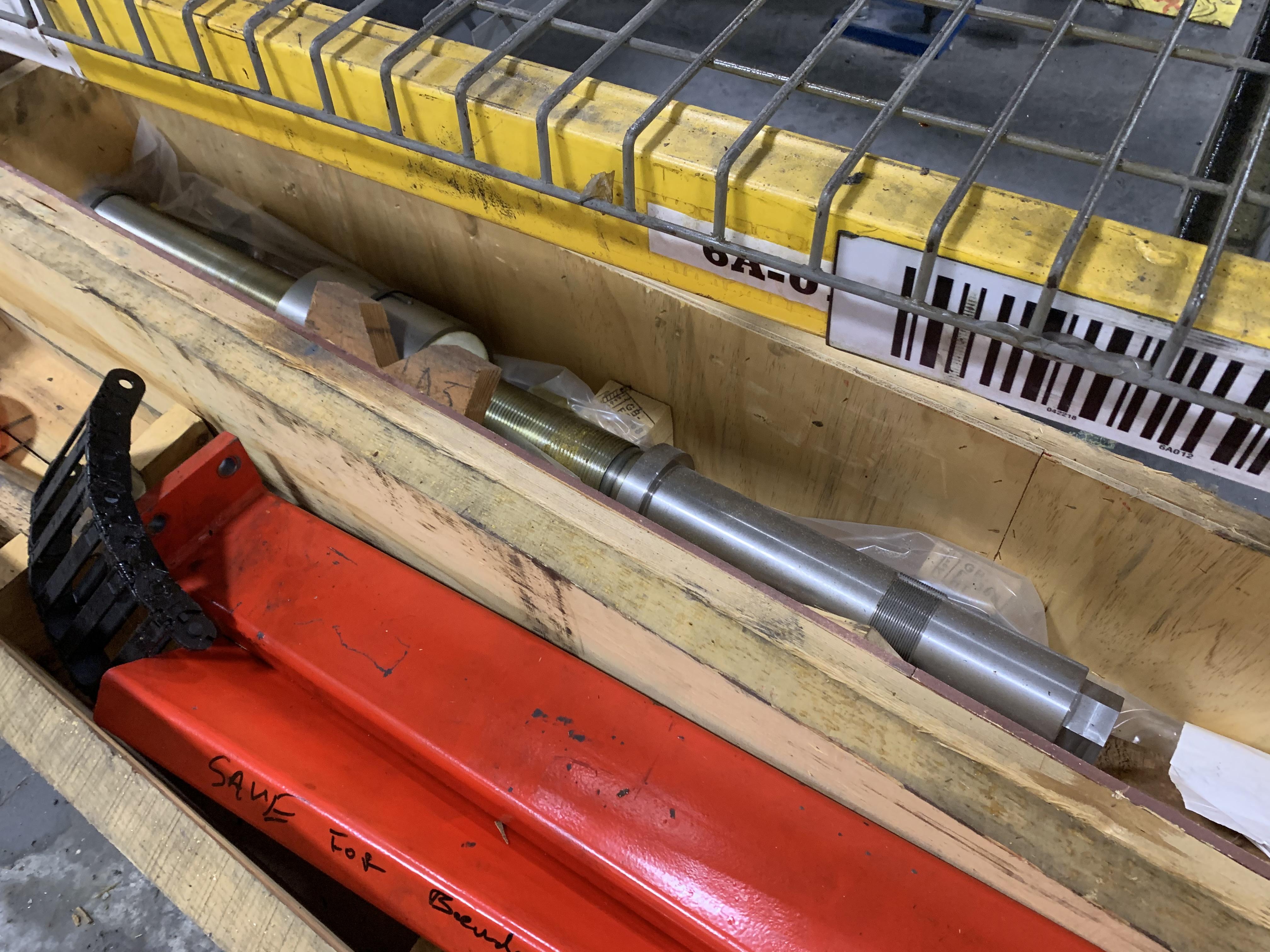 "6"" UNISON MODEL 6"" MS RH ELECTRIC CNC MULTI-STACK TUBE BENDER; S/N 2715, JOB NO. ME 4-410,(NEW 2014) - Image 66 of 72"