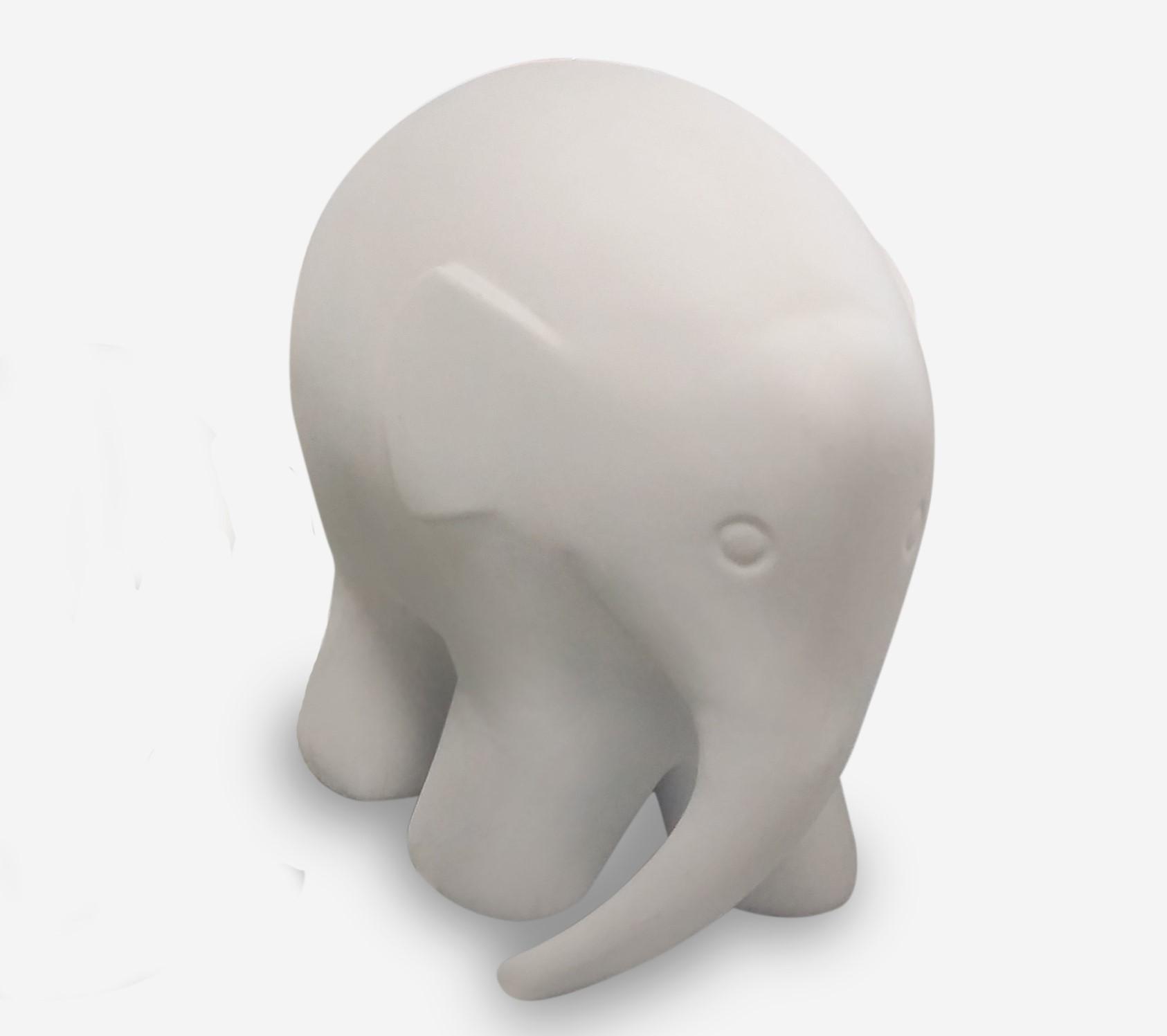Lot 30 - Blank Elmer Sculpture