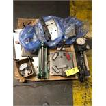 (1) Pallet of Haller Hydraulic Inspection Unit and Assorted Gauges