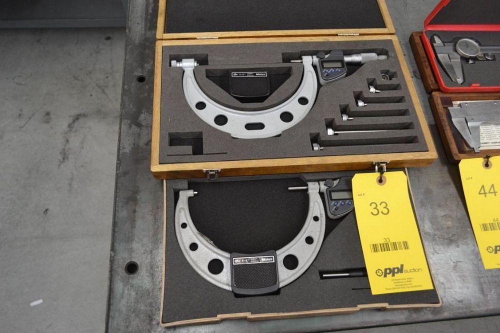 LOT: 12 in. Dial Caliper & 12 in. Vernier Style Caliper