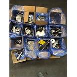 (1) Pallet of (13) Boxes Assorted Inspection Tools and Gauges