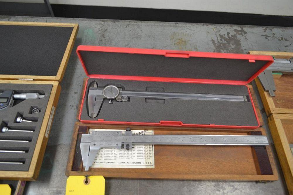 LOT: (2) Mitutoyo Digital Outside Micrometers