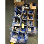 LOT: (17) Boxes Assorted Inspection Tools and Gauges