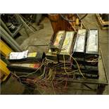 LOT OF BALLASTS