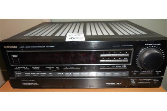 Kenwood KR V9020 Audio/Video Stereo Receiver (Located At Storage Unit #2069)