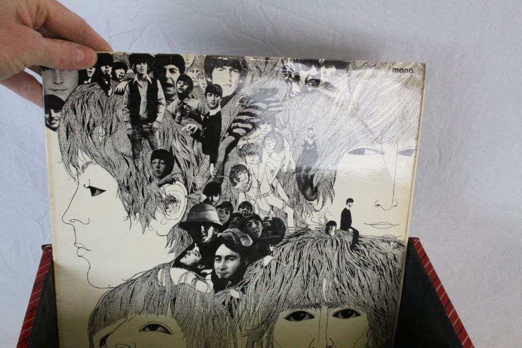 Lot 89 - Vinyl - The Beatles - Collection of approx 25 LP's to include some overseas pressings. Titles