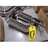 (5) C-CLAMPS