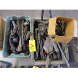 (2) TOTES OF ASSORTED TOOLS