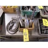AERO AIR DRILL, CP AIR RATCHET, CP AIR DRILL AND INGERSOLL-RAND DIE GRINDER