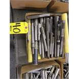ASSORTED REAMERS AND EXPANSION REAMERS