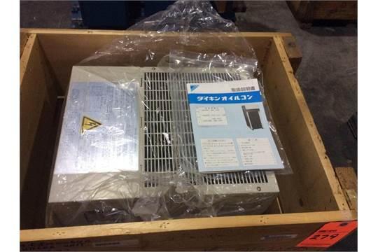 Daikin Oil Cooler For CNC Mn AKS55K U30 NEW IN CRATE