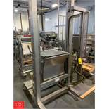 2012 Agnelli 120 KG Capacity Tilting Kneader Model KG120 SN S915.271 Rigging Fee: $300