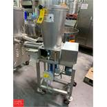 Agnelli Tortellini Filling Pump Model A540 Rigging Fee: $150
