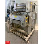 Agnelli Double Sheet Ravioli Machine Rigging Fee: $200