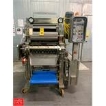 2013 Agnelli Tortellini Machine Model A540 : SN S902.066, with S/S Frame Scrap Conveyor Rigging Fee: