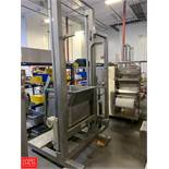 2012 Agnelli 120 KG Capacity Tilting Kneader Model KG120 SN S915.281 Rigging Fee: $300