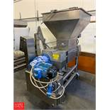 2011 Agnelli Single Sheeter Model A540 : SN S905.631, Mounted on Portable S/S Frame Rigging Fee: $
