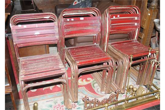 Dating wooden chairs