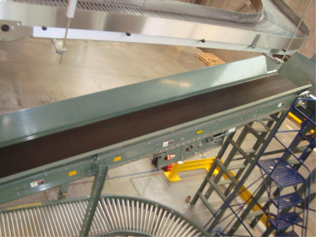 Lot 216 - Elevated Conveyor