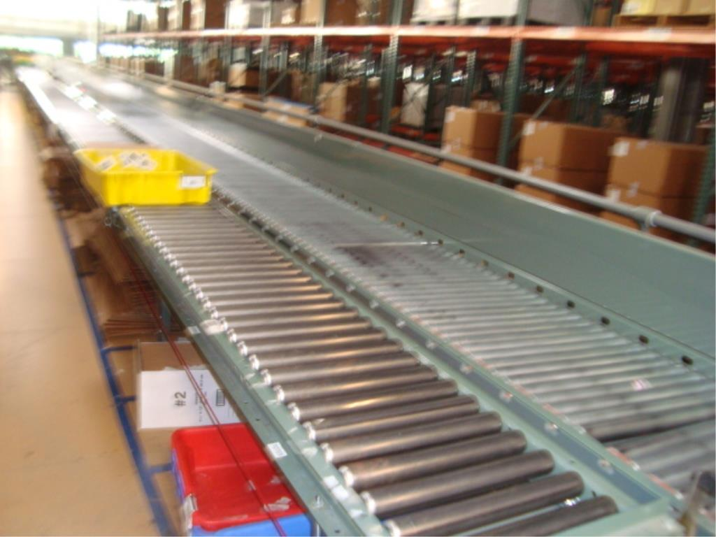 Lot 222 - 2-Lane Conveyor