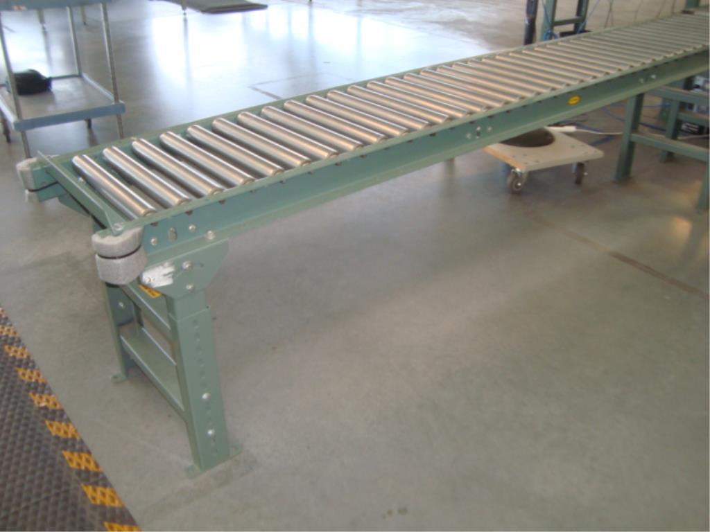Lot 192 - Roll Conveyor