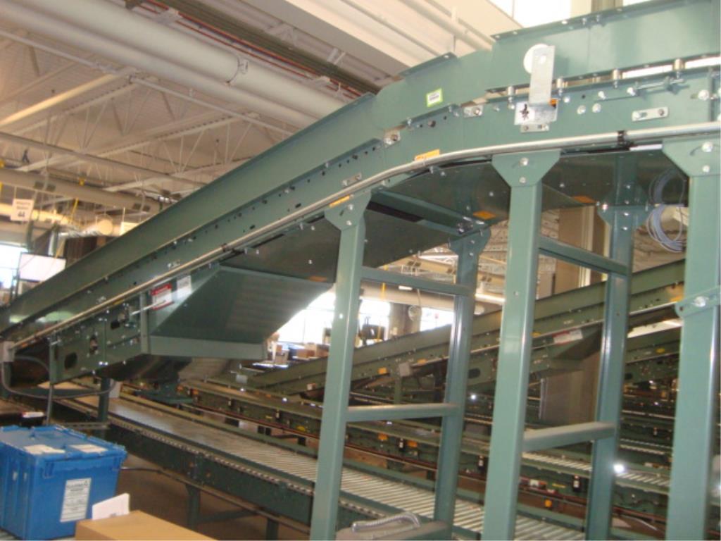 Lot 179 - Powered Conveyor