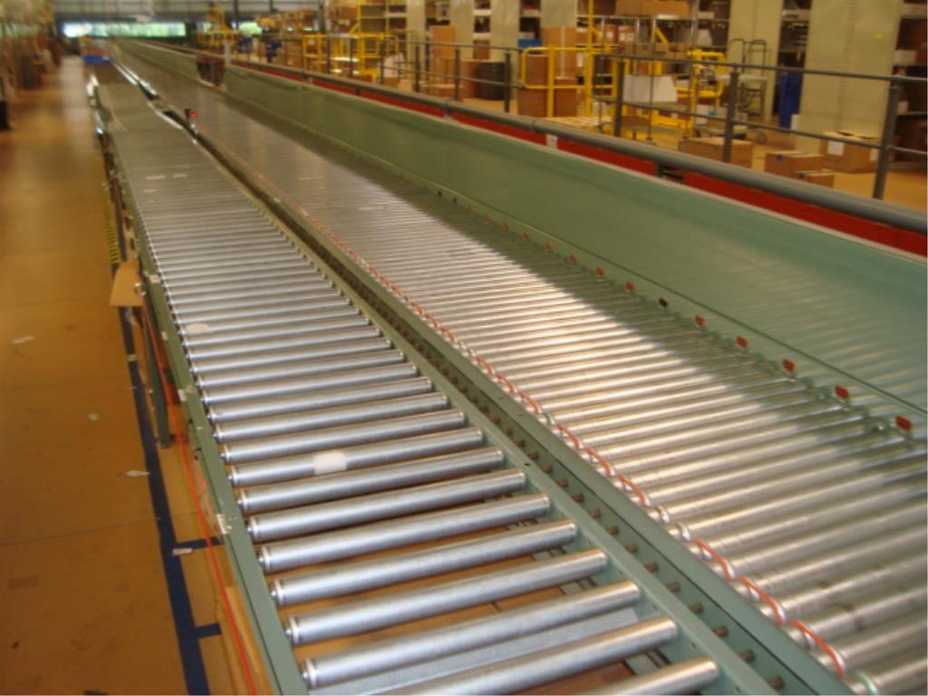 Lot 206 - 2-Lane Conveyor