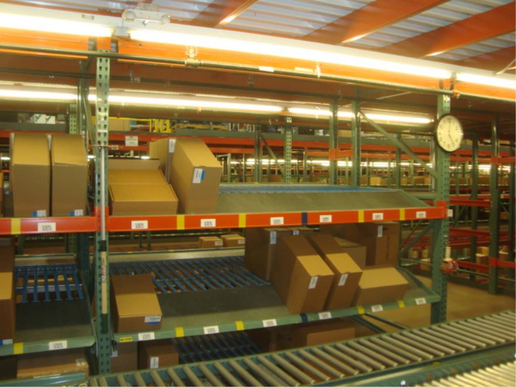 Lot 210 - 3-Floor Steel Mezzanine