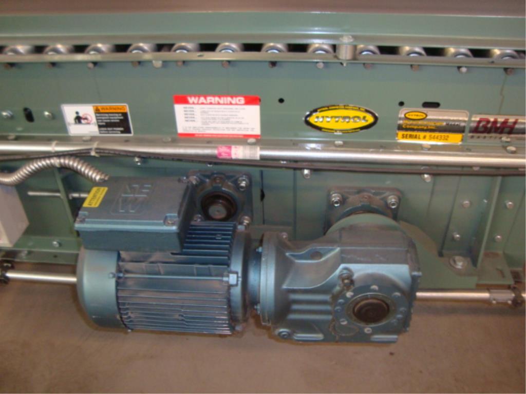 Lot 165 - Powered Belt Conveyor