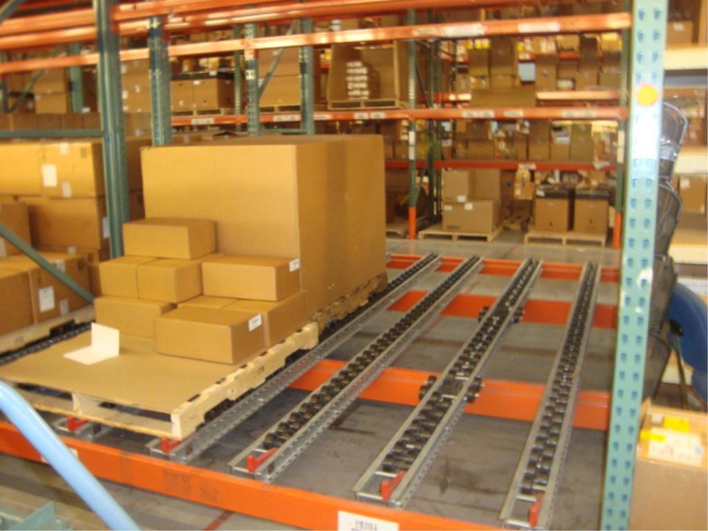 Lot 211 - 3-Story Pick & Storage System
