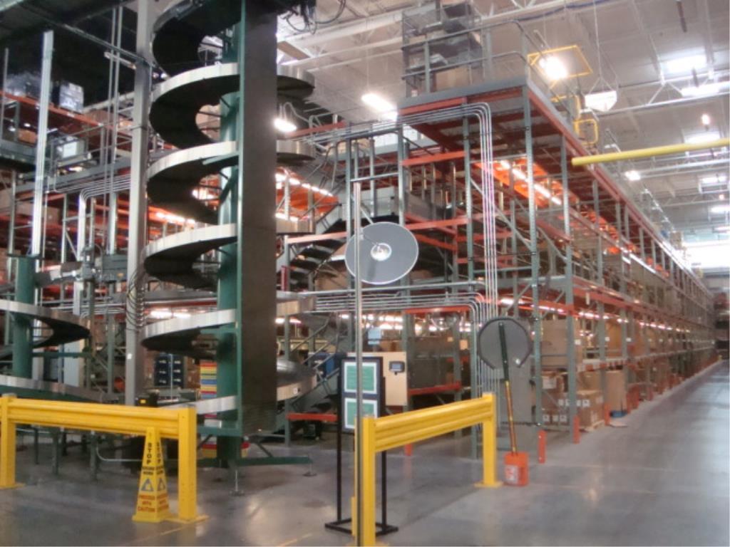 3-Story Pick & Storage System