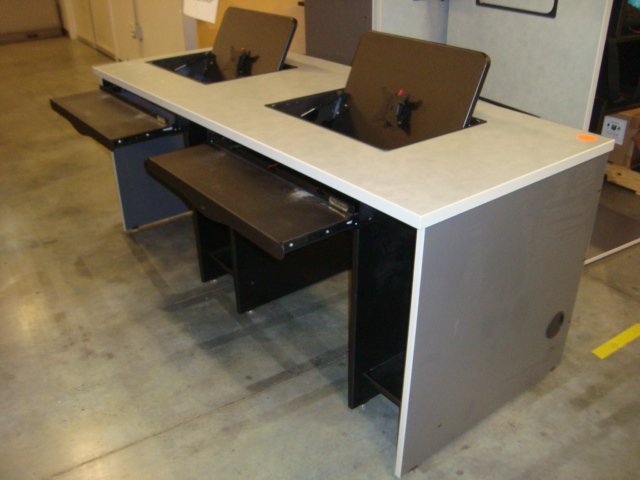 Lot 201 - Training Room Workstation Desks