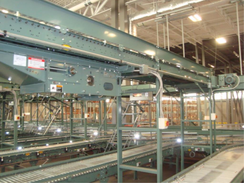 Lot 177 - Powered Conveyor