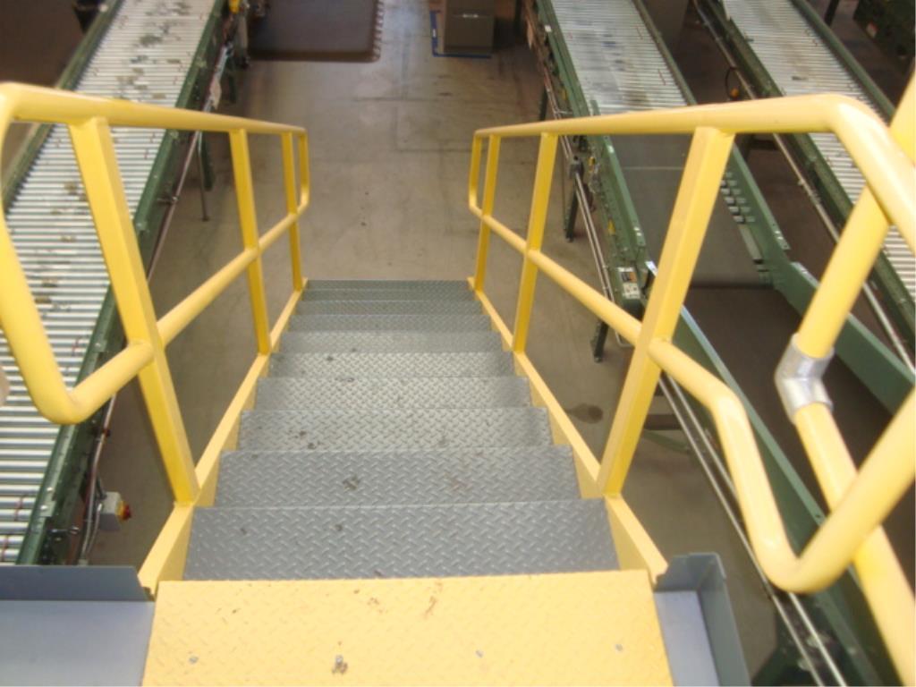 Lot 196 - 4-Staircase Bridgeover