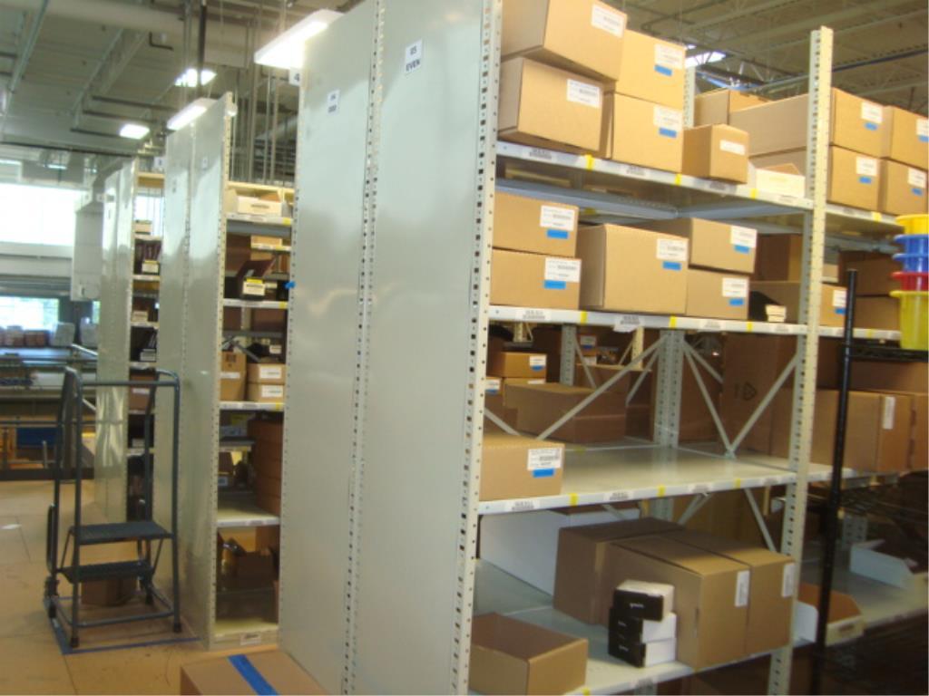 Storage Cabinets - Image 2 of 9