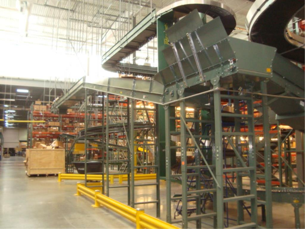 Lot 217 - Elevated Conveyor