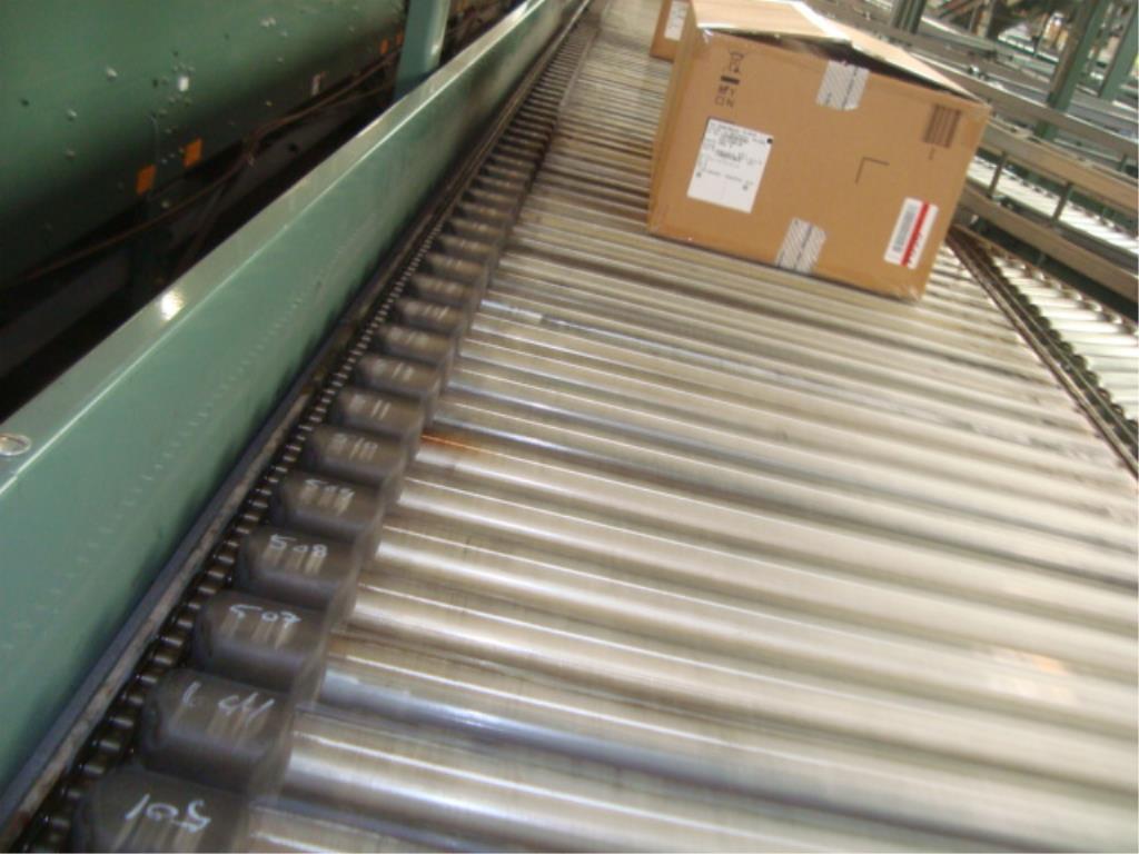Lot 168 - Powered Conveyor