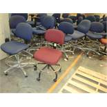 Assorted Task Chairs