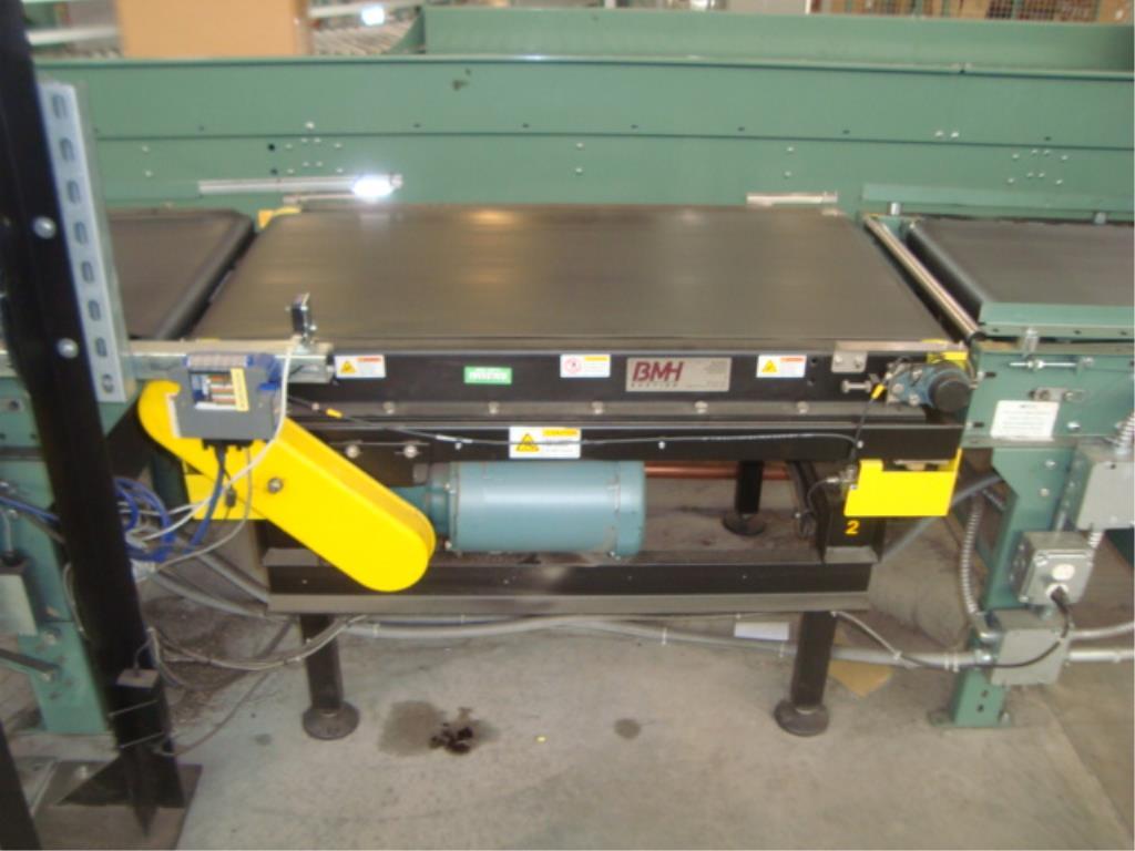 Lot 167 - Powered Conveyor